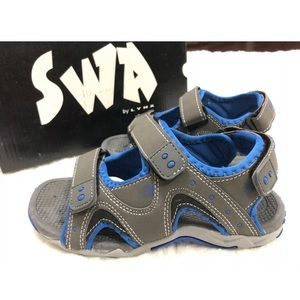 NEW SWA By Lynx Boys Summer Surf Sandals Shoes